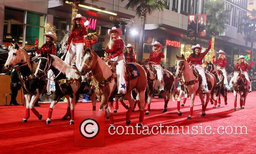 Hollywood Christmas Parade Benefiting, Marine Toys For Tots and Show 1