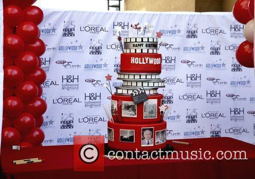Cake  The Hollywood Chamber Of Commerce's 125th...