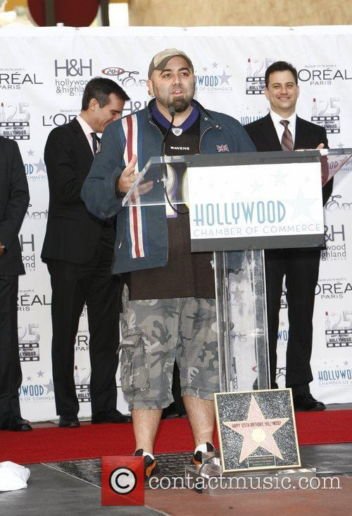 Duff Goldman  The Hollywood Chamber Of Commerce's...