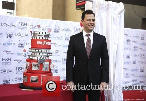 The Hollywood Chamber Of Commerce's 125th Birthday Celebration...