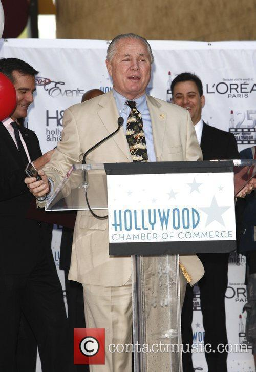 Tom LaBonge  The Hollywood Chamber Of Commerce's...