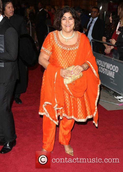 Gurinder Chadha Launch dinner for the new Hollywood...