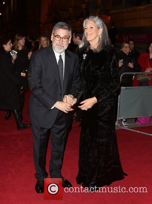 John Landis and Deborah Nadoolman Landis Launch dinner...