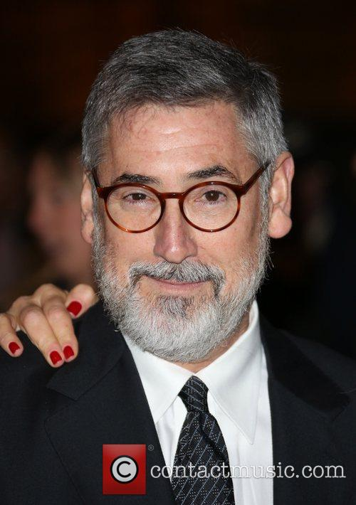 John Landis Launch dinner for the new Hollywood...