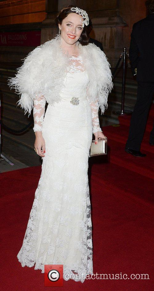 Alice Temperley  Hollywood Costume dinner at V&A...