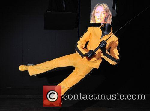 Kill Bill Vol. 1 - Uma Thurman as...