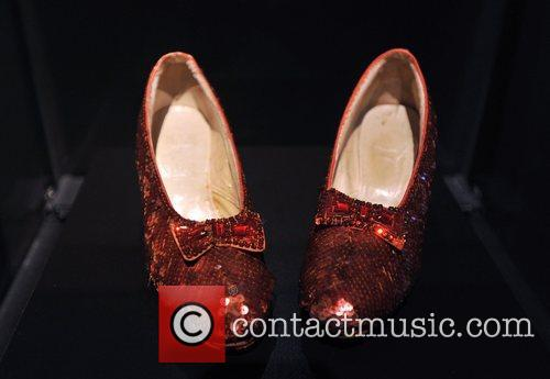 $1 Million Reward Offered For The Return Of Judy Garland's Stolen Ruby Slippers From 'The Wizard Of Oz'