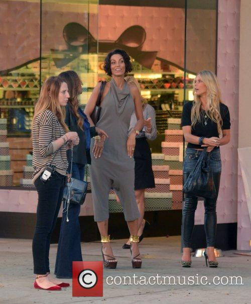 Hollywood Exes stars, Nicole Murphy, Sheree Fletcher and...
