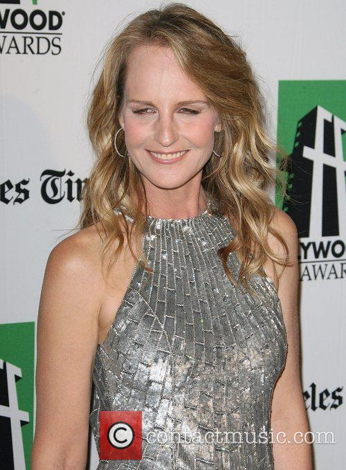 Helen Hunt and Beverly Hilton Hotel 3