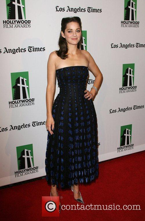 Marion Cotillard and Beverly Hilton Hotel 8