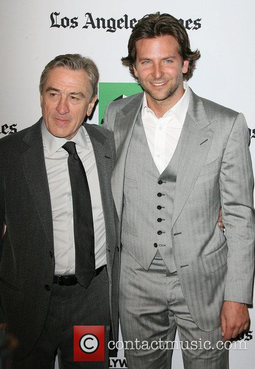 Robert De Niro and Bradley Cooper 3