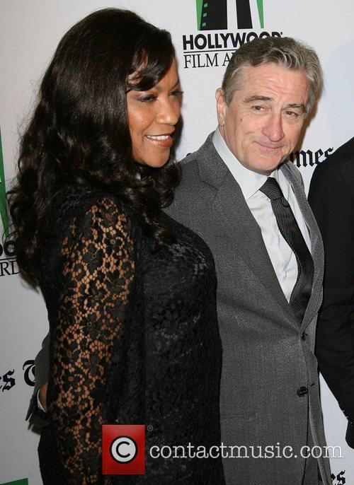 Robert De Niro and Grace Hightower De Niro 4