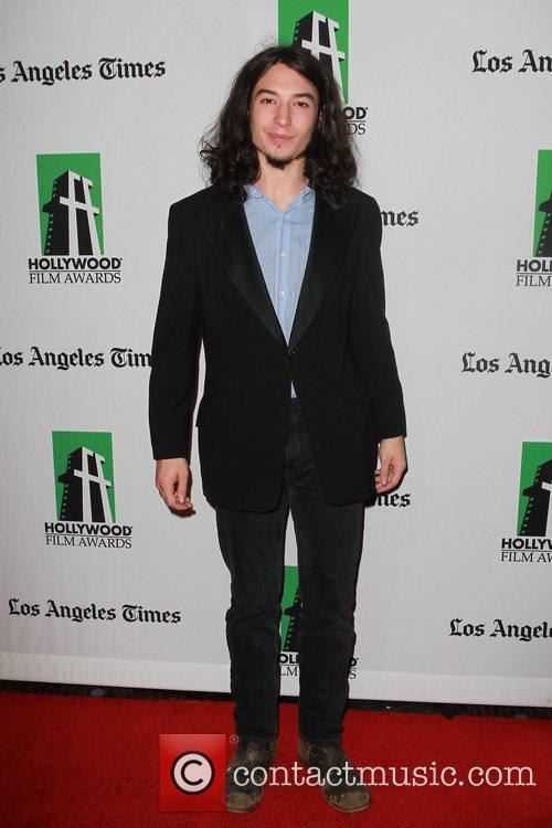 Ezra Miller 16th Annual Hollywood Film Awards Gala...