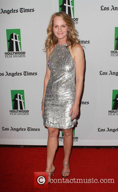 Helen Hunt and Beverly Hilton Hotel 6