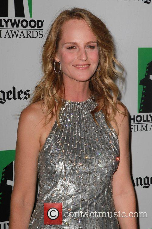 Helen Hunt and Beverly Hilton Hotel 10
