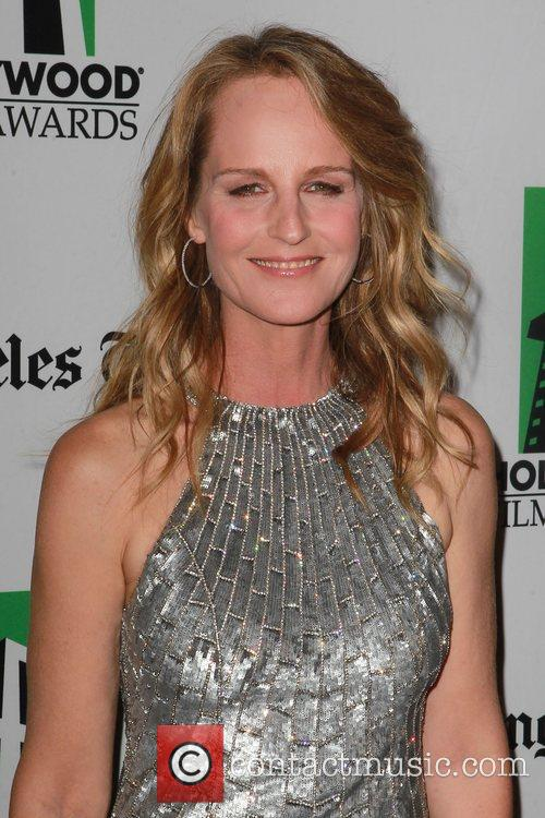 Helen Hunt and Beverly Hilton Hotel 7