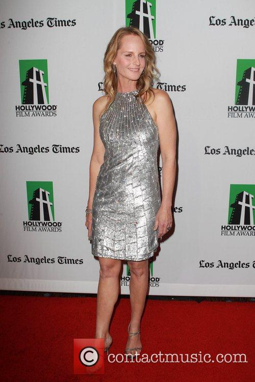 Helen Hunt and Beverly Hilton Hotel 11