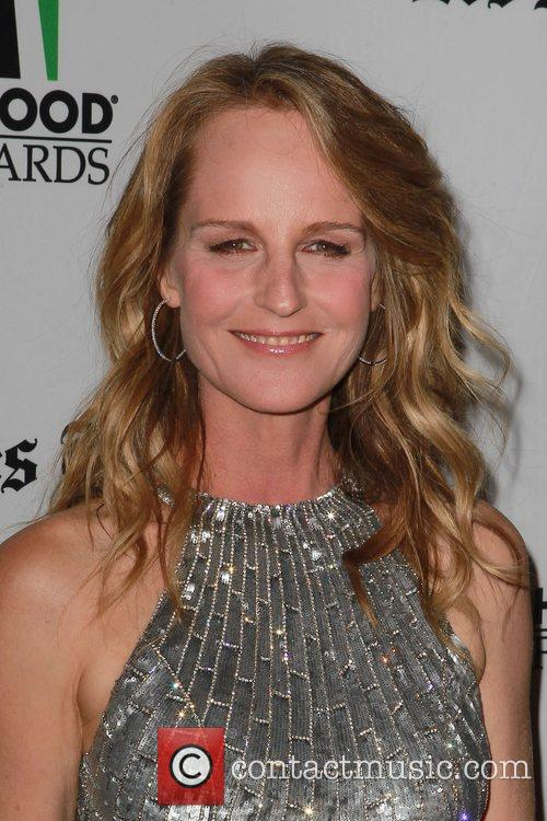 Helen Hunt and Beverly Hilton Hotel 9