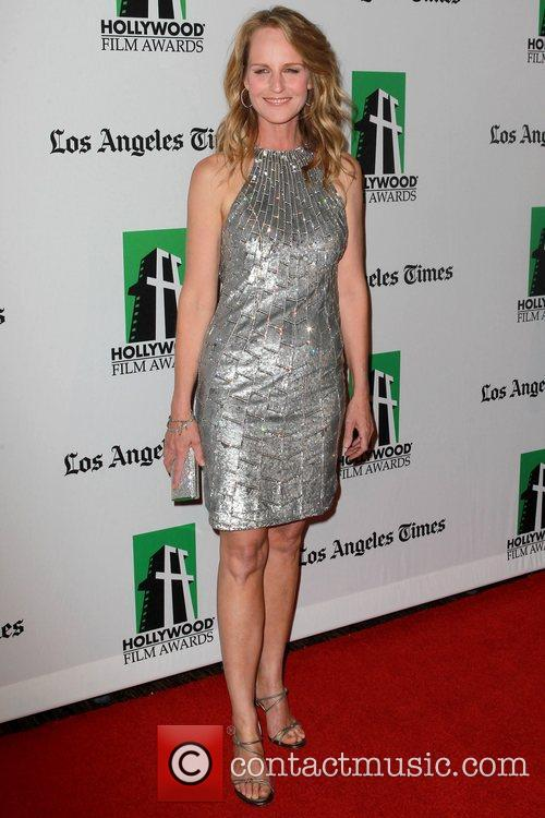 Helen Hunt and Beverly Hilton Hotel 8