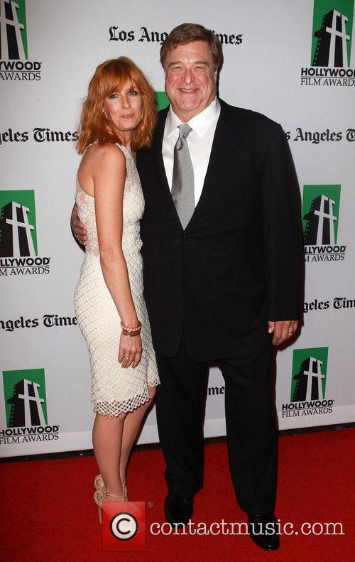 Kelly Reilly, John Goodman and Beverly Hilton Hotel 2