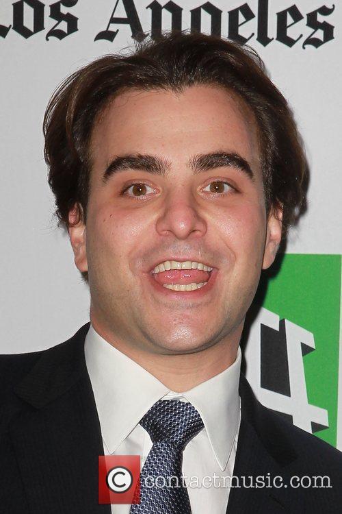 Nicholas Jarecki 16th Annual Hollywood Film Awards Gala...