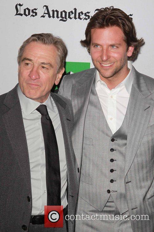 Robert De Niro and Bradley Cooper 5