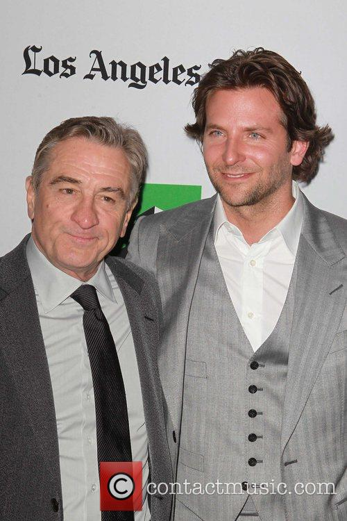 Robert De Niro and Bradley Cooper 7