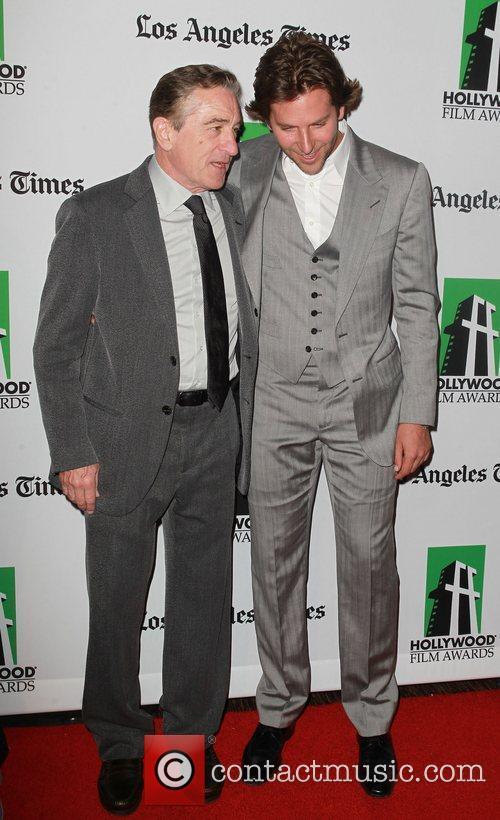 Robert De Niro and Bradley Cooper 4