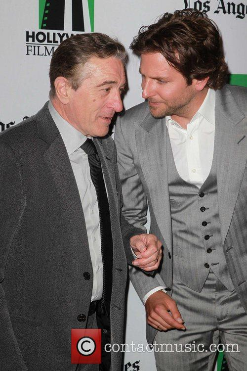 Robert De Niro and Bradley Cooper 1