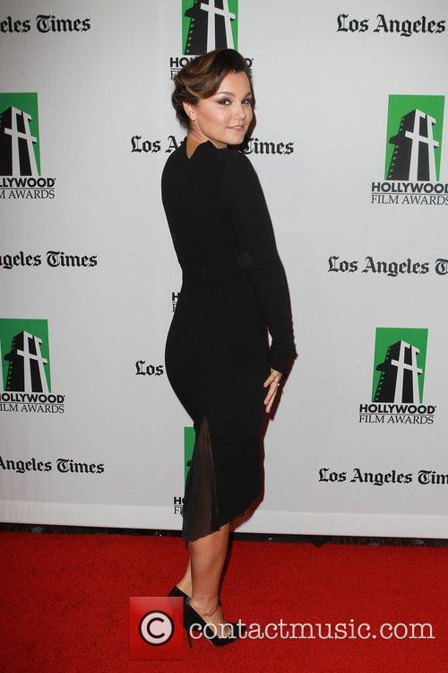 Samantha Barks 16th Annual Hollywood Film Awards Gala...