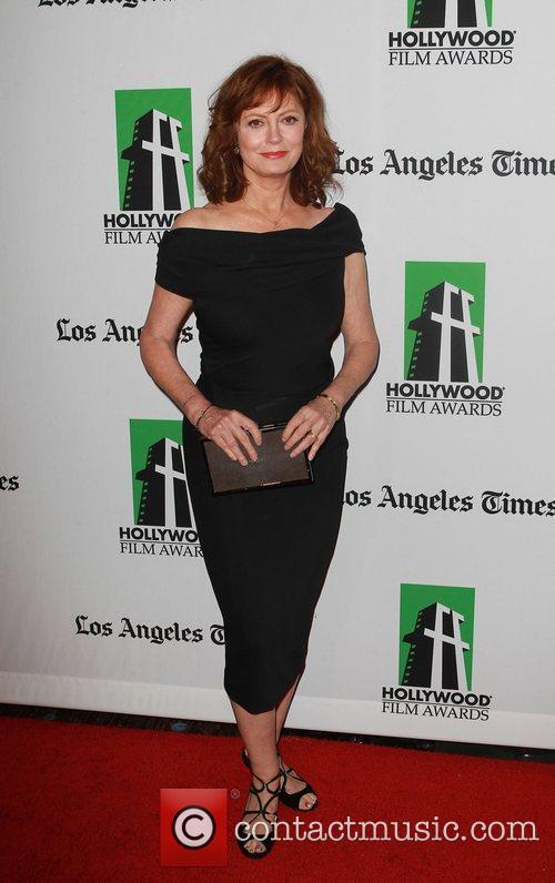 Susan Sarandon and Beverly Hilton Hotel 4