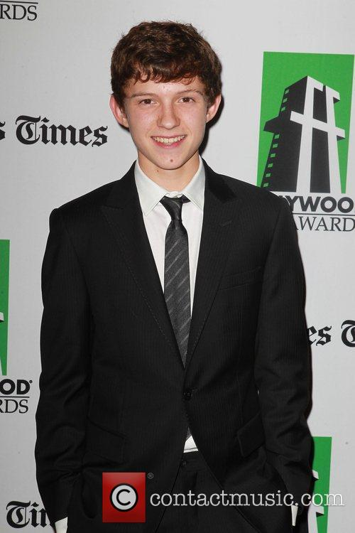 Tom Holland and Beverly Hilton Hotel 3