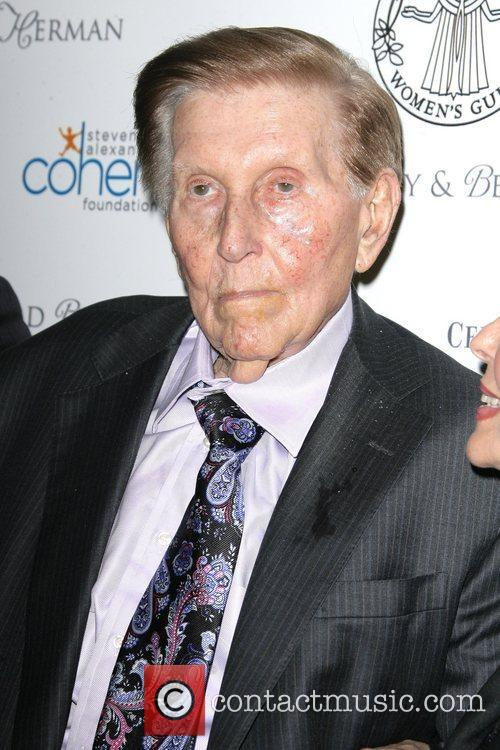 Executive Chairman, Viacom and Sumner Redstone 1