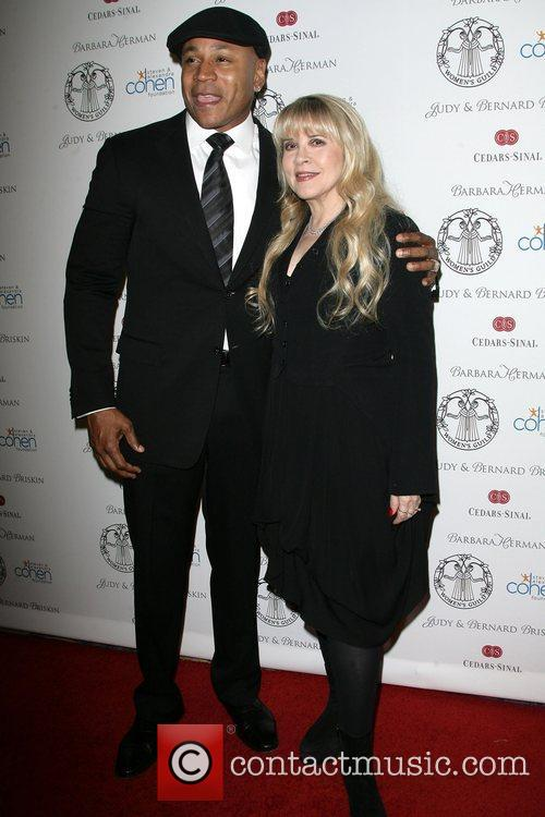 Cool J and Stevie Nicks 4