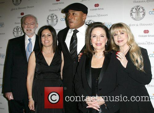Cool J, Stevie Nicks, Wendy and Leonard Goldberg 3