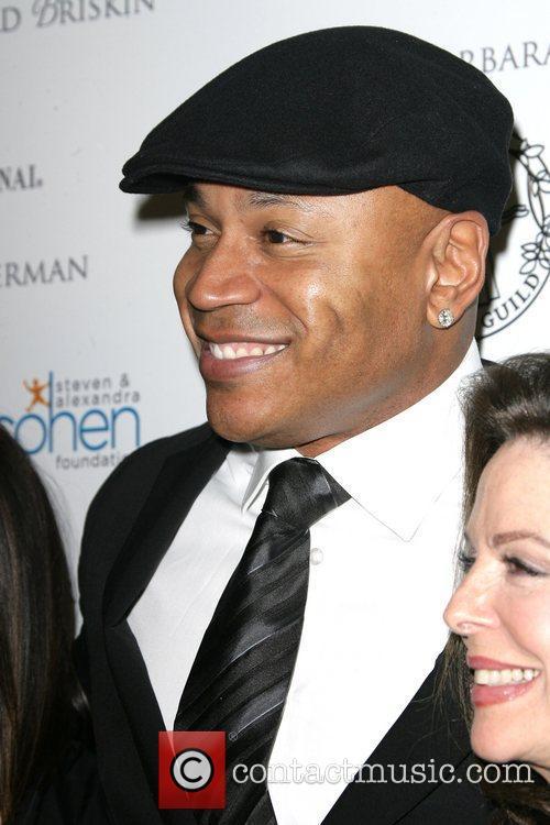 LL Cool J Women's Guild Cedars-Sinai Honors Wendy...