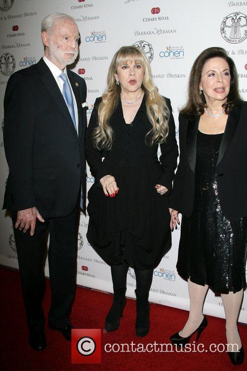 Stevie Nicks, Wendy and Leonard Goldberg 4
