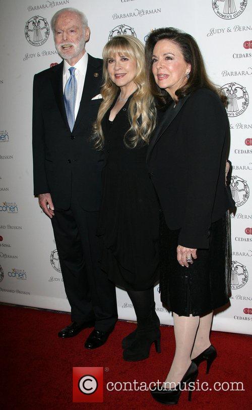 Stevie Nicks, Wendy and Leonard Goldberg 8