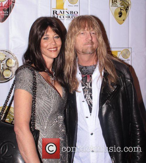 Attends the Hollywood Music Awards at the Avalon...