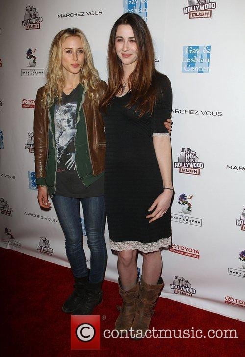 Gillian Zinser and Madeline Zima 4