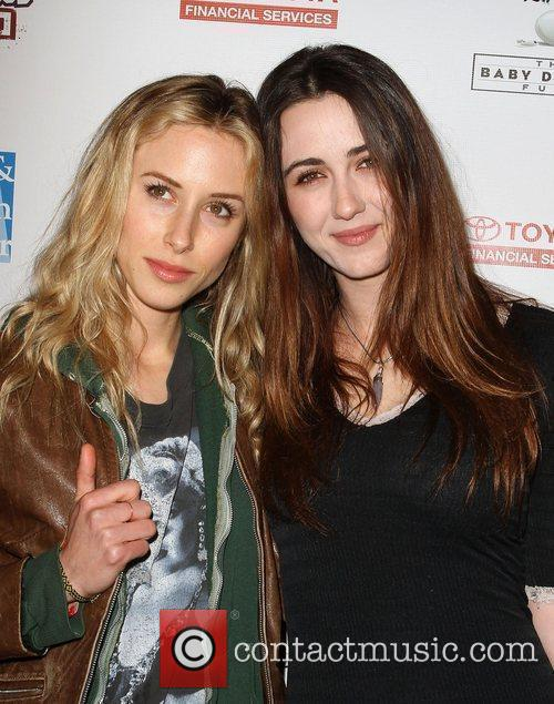 Gillian Zinser and Madeline Zima 5