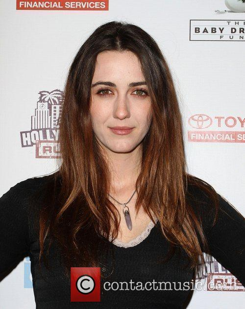 madeline zima 2nd annual hollywood rush benefiting 3740606
