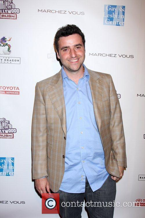 david krumholtz 2nd annual hollywood rush benefiting 5797027