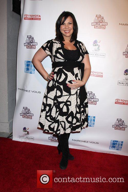Gloria Calderon Kellett  2nd Annual Hollywood Rush...