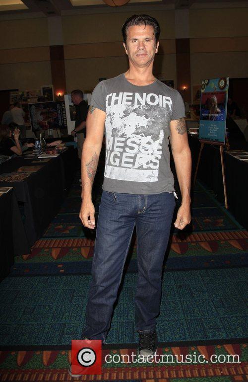 Lorenzo Lamas at The Hollywood Show held at...