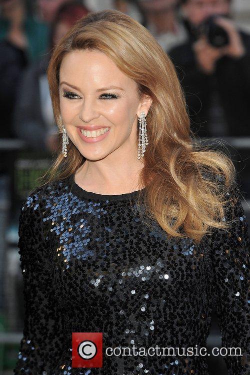 Kylie Minogue,  at the 'Holy Motors' UK...