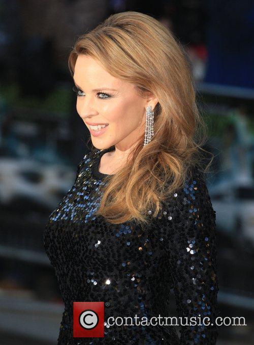 Kylie Minogue Holy Motors UK premiere held at...