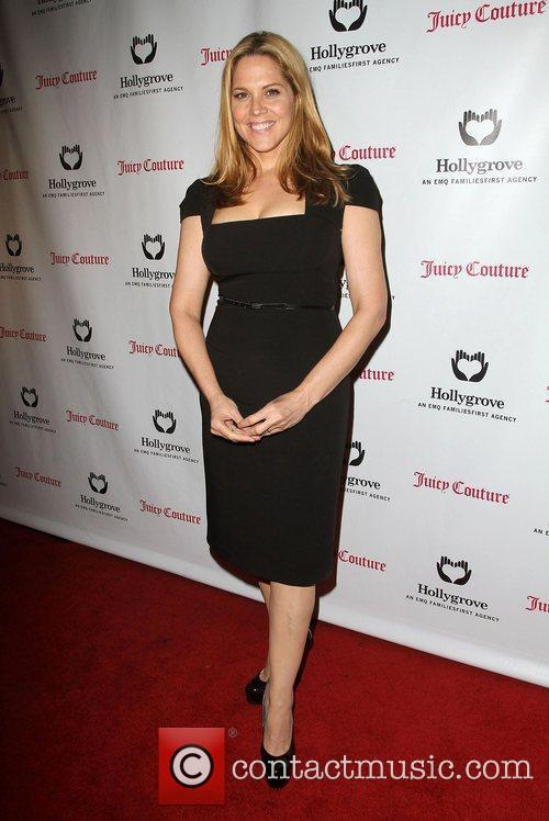 Mary McCormack at The Hooray for Hollygrove event...