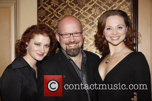 Kerry O'Malley, Scott Coulter and Kristen Beth Williams...