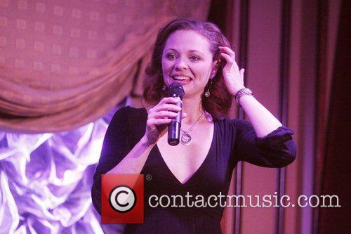 Kristen Beth Williams  'The Broadway Hootenanny', a...